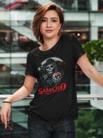 camiseta samcro unisex