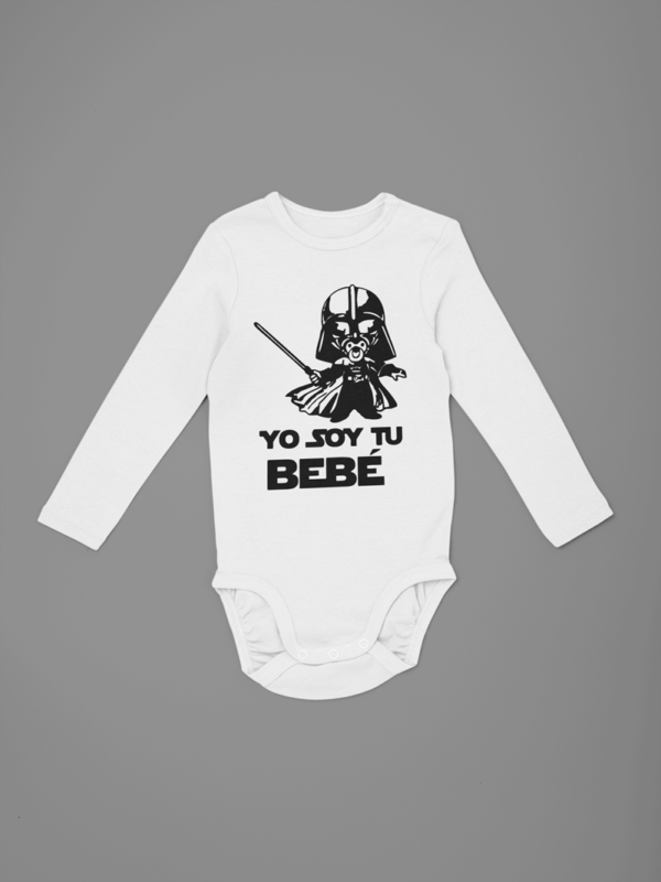 body yo soy tu hijo Star Wars