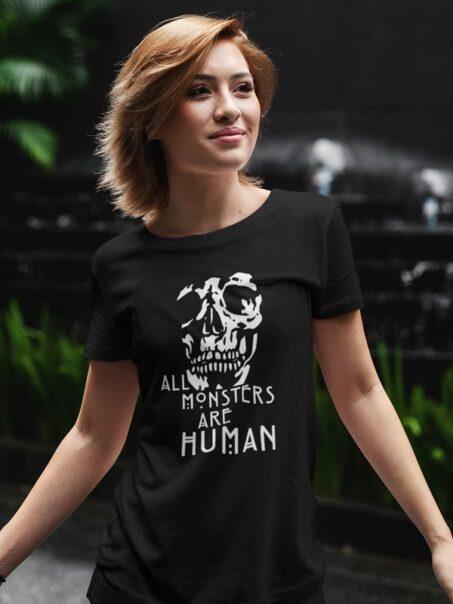 camiseta american horror story unisex