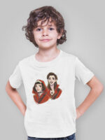 camiseta nairobi y tokio infantil