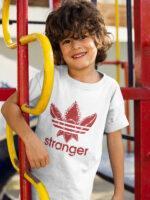camiseta stranger things adidas infantil