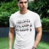 camiseta stranger things luces adulto