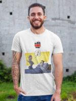 camiseta the big bang theory dulce gatito adulto