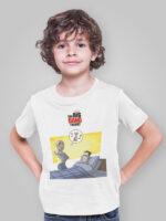 camiseta the big bang theory dulce gatito infantil