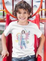 camisetas infantil eleven colors stranger things