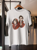 camisetas nairobi y tokio unisex