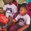 camisetas padre e hijo gamer