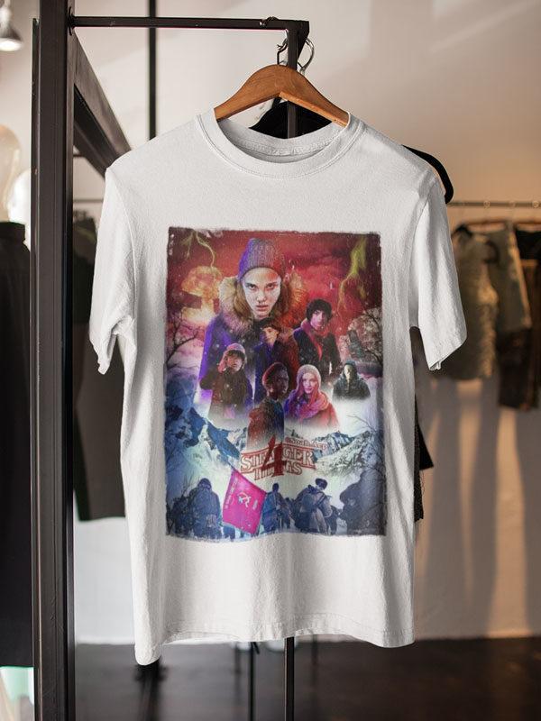 camisetas stranger things 3