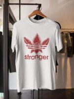 camisetas stranger things adidas unisex