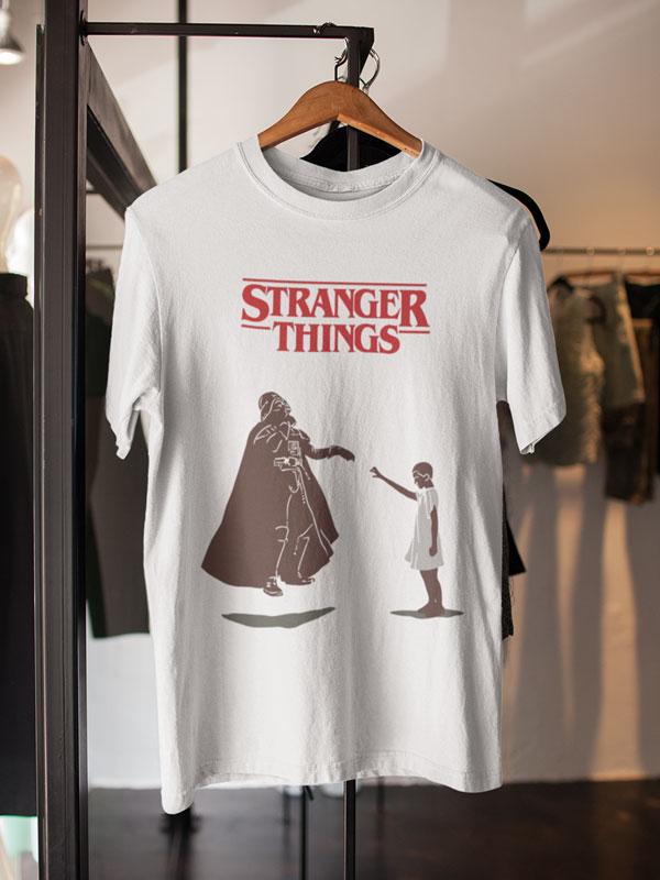 camisetas stranger things la fuerza de eleven