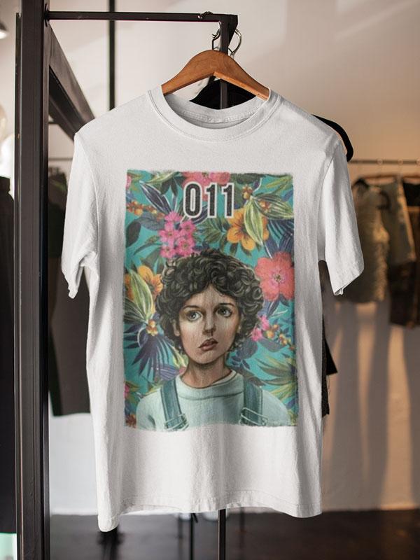 camisetas stranger things once unisex