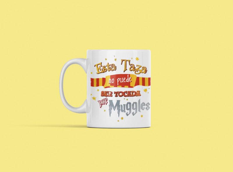 taza harry potter muggles