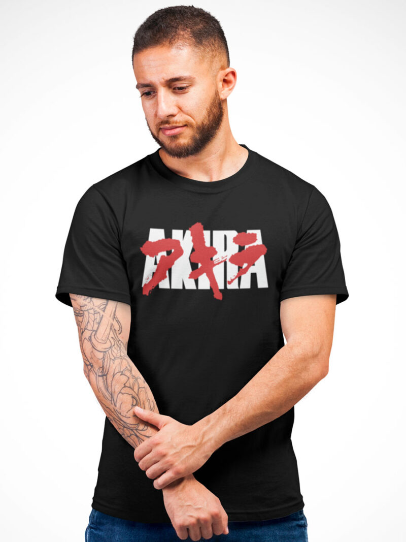 Camiseta Akira logo