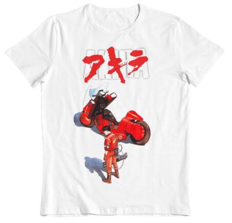 Camiseta Akira, un soplo de esperanza