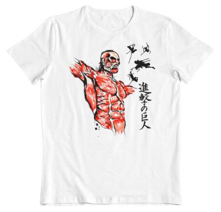 Camiseta Attack on Titans
