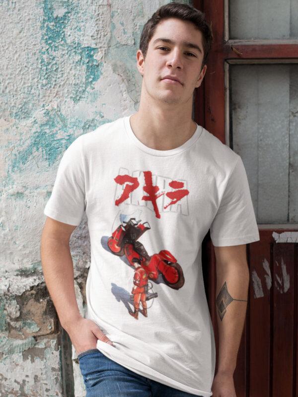 Camiseta de Akira