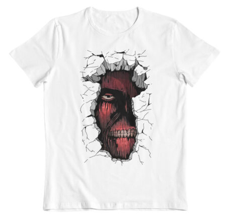 Camiseta de Ataque a los Titanes