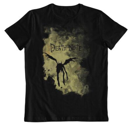 Camiseta Death Note ángel caído