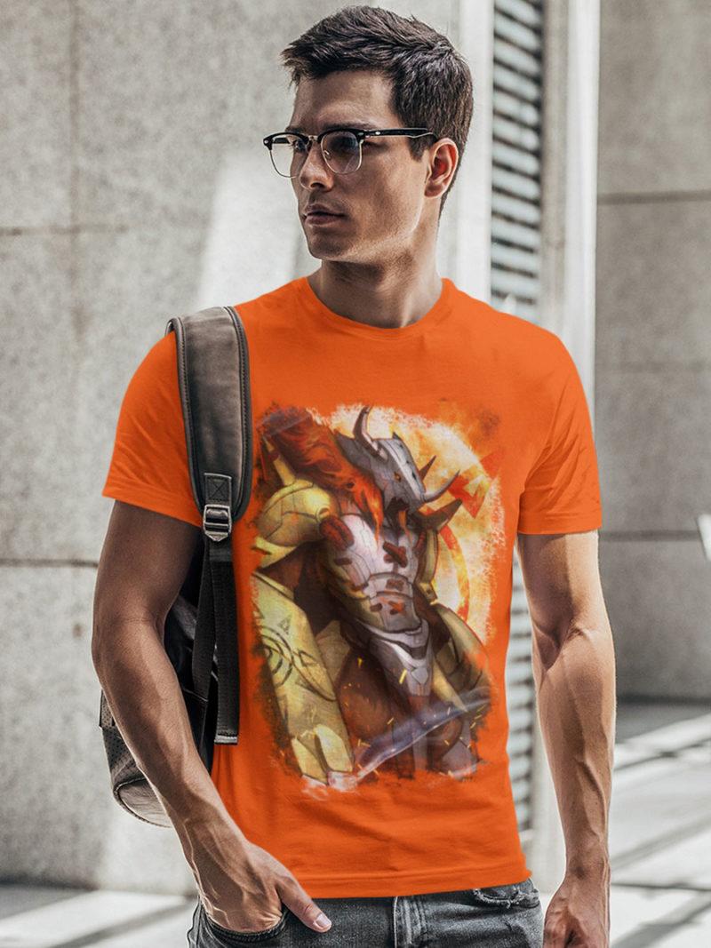 Camiseta Digimon ultradigievolución