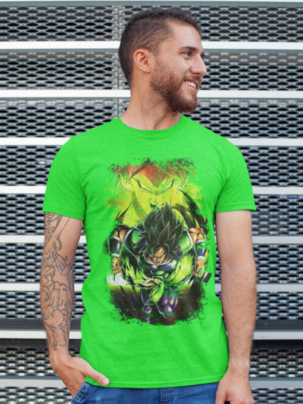 Camiseta Dragon Ball Super Broly