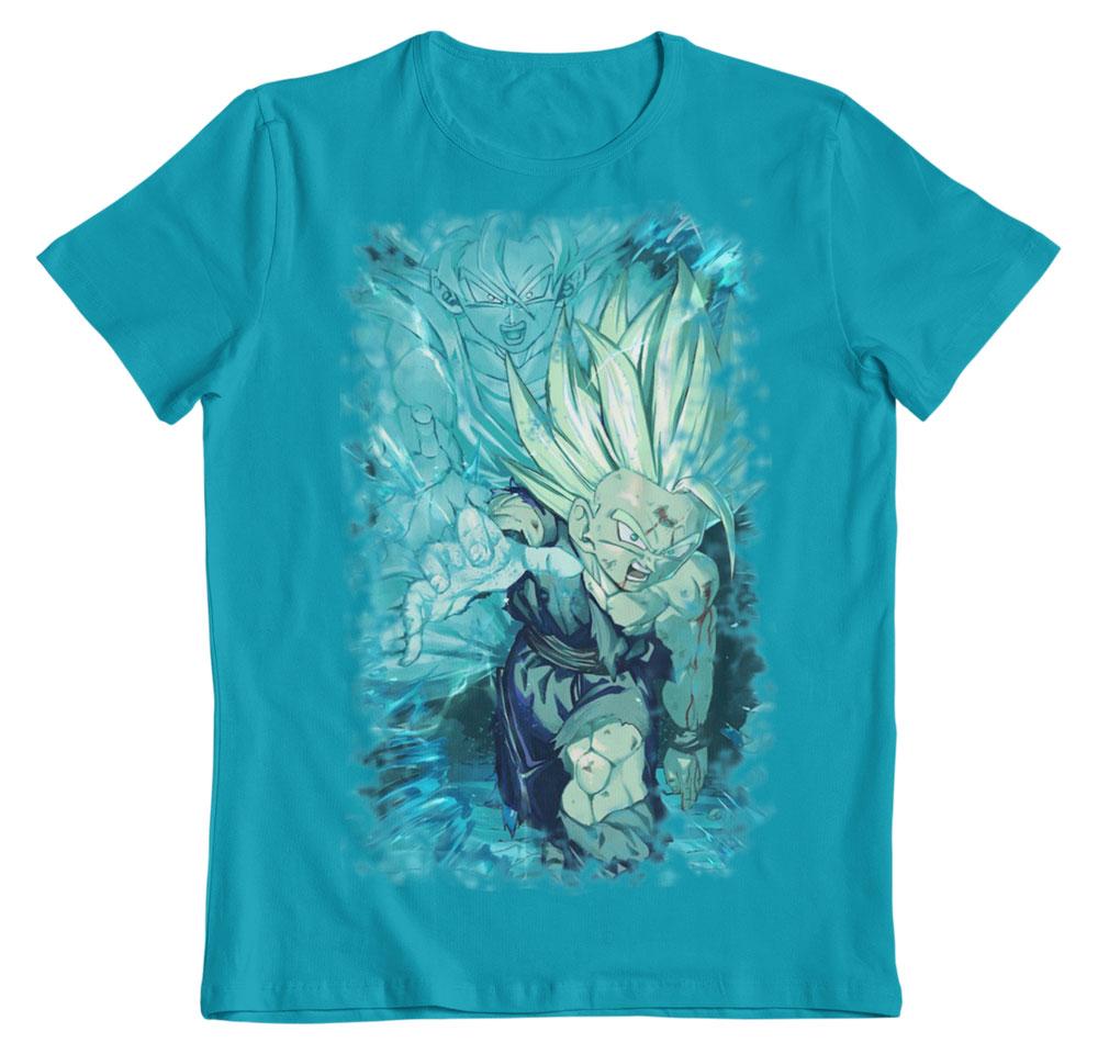 Camiseta Dragon Ball Z Kame hame haaa