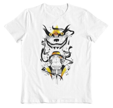Camiseta identidad de Naruto