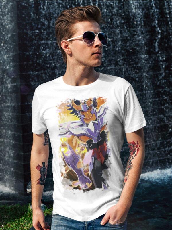 Camiseta Ikki de Phoenix blanca