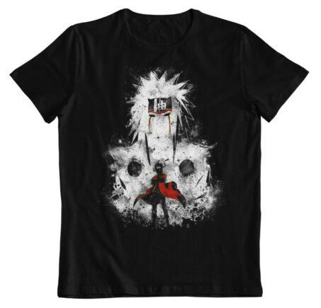 Camiseta Jiraiya & Naruto