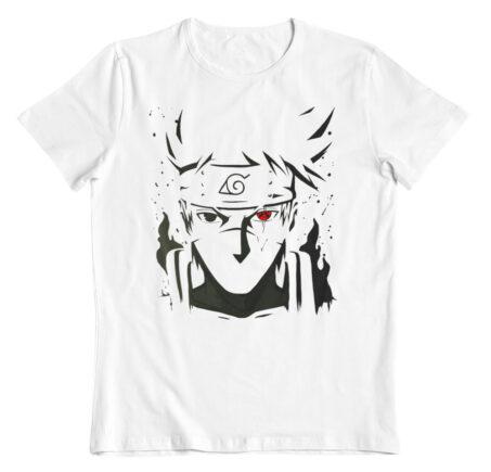 Camiseta Kakashi silueta
