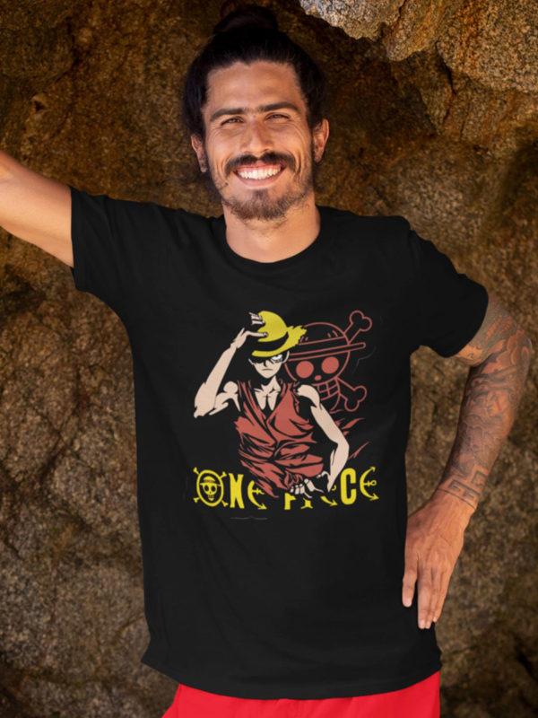 Camiseta la sombra del pirata