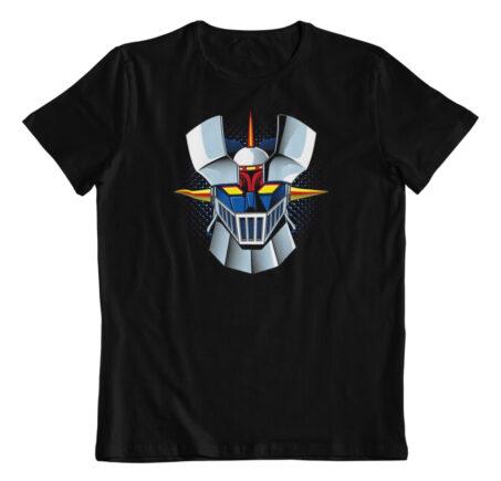 Camiseta Mazinger Z head
