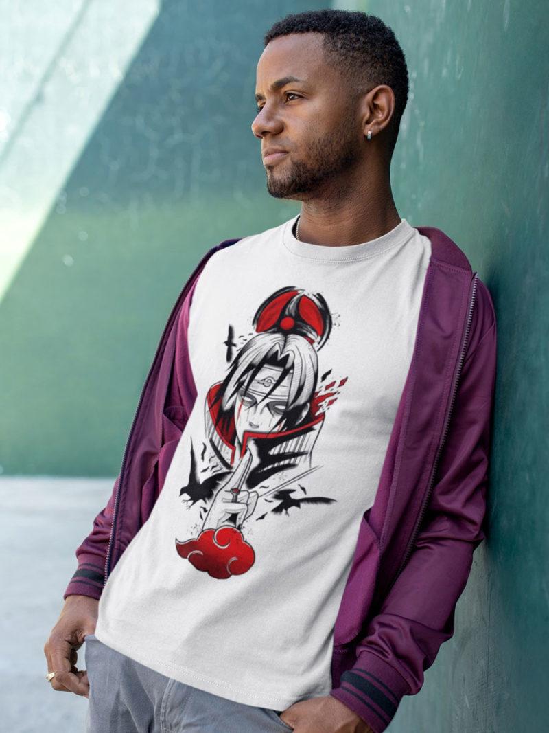 Camiseta Naruto