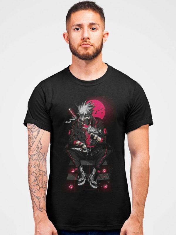 Camiseta Naruto bad