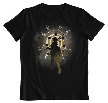 Camiseta Naruto modo Sabio de los 6 caminos