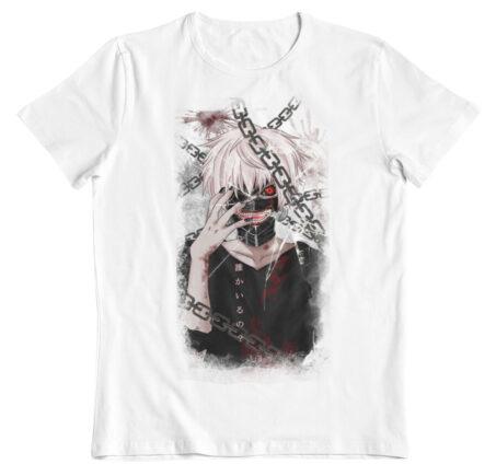 camiseta Tokyo Ghoul Cadenas
