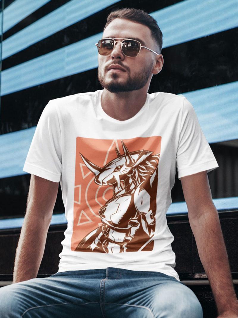Camiseta Wargreymon