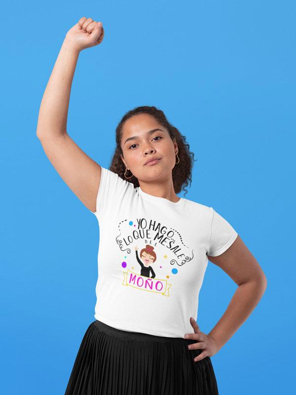Camisetas mujer divertidas