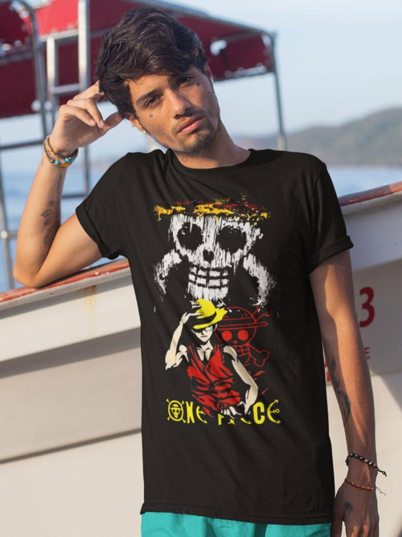 Camisetas One Piece
