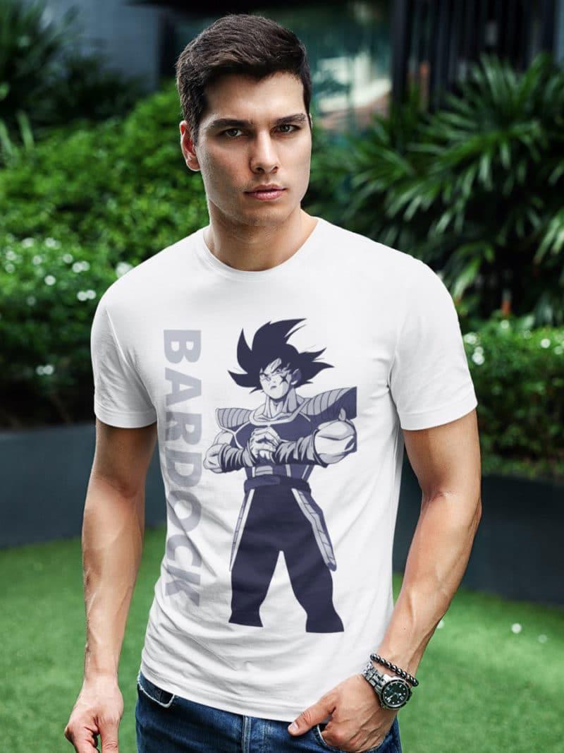 camiseta dragon ball bardock
