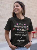 camiseta magnifica mama