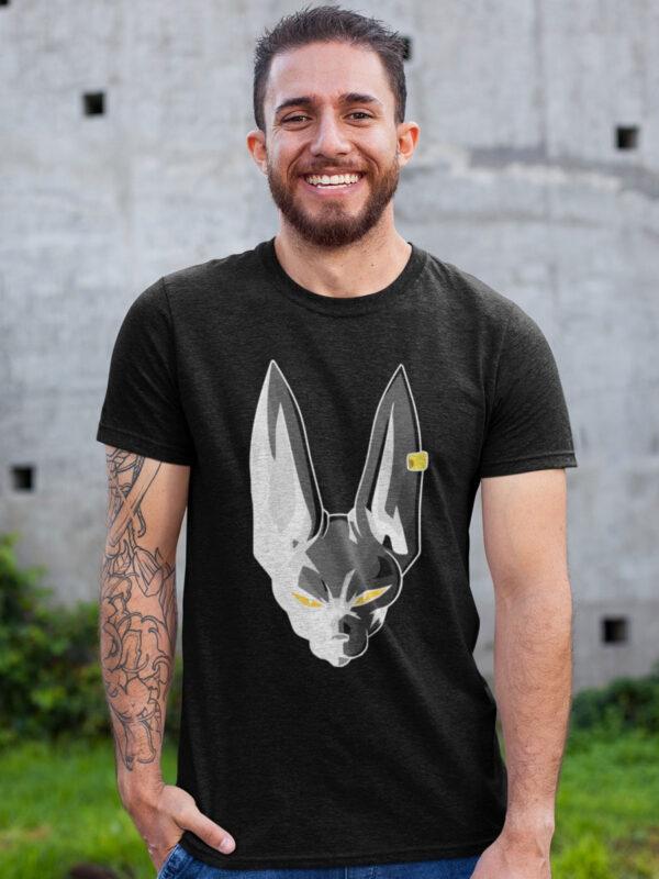 camiseta dragon ball bills