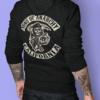 sudadera de sons of anarchy california