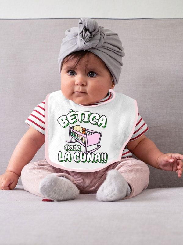 babero bebe betica
