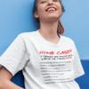 camiseta despedida con retos
