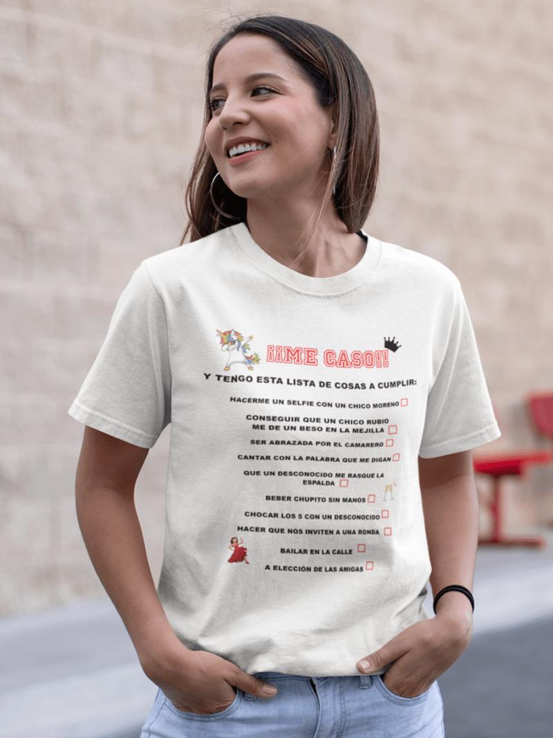 camiseta despedida de soltera original
