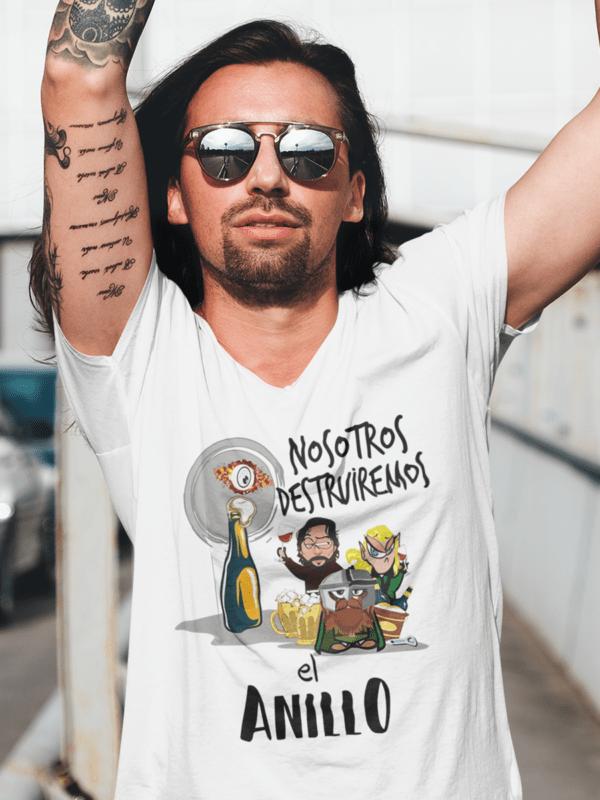 camiseta despedida de soltero divertida