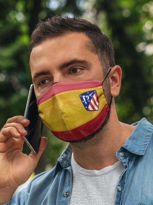 mascarilla atleti español