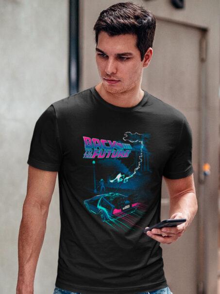 Camiseta Back to the Future End