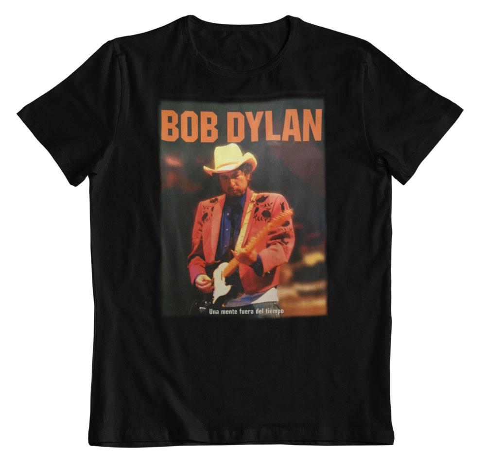 Camiseta Bob Dylan en concierto