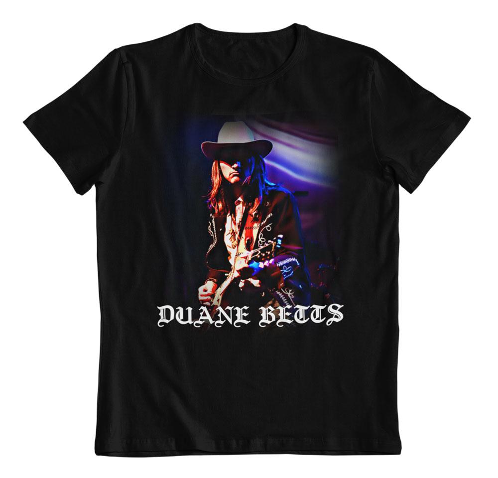 Camiseta Duane Betts